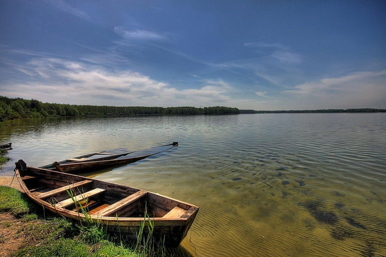 «Кожне – з родзинкою». На яких озерах радить побувати директорка Шацького національного парку. ВІДЕО