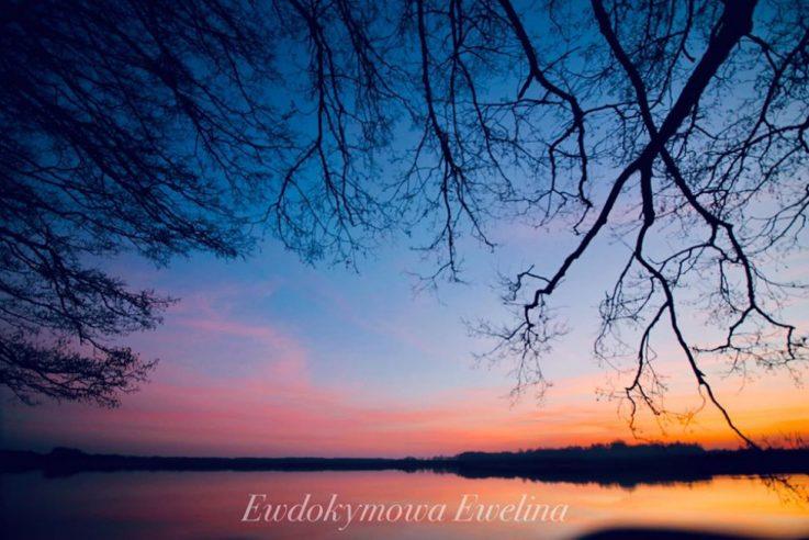 Фото дня| Шацьке озеро у полоні сутінків